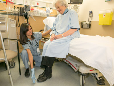 Profile of an Occupational Therapist