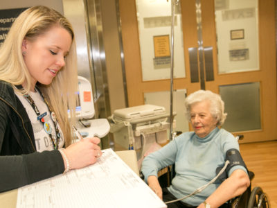 A Senior-Friendly ED Checklist